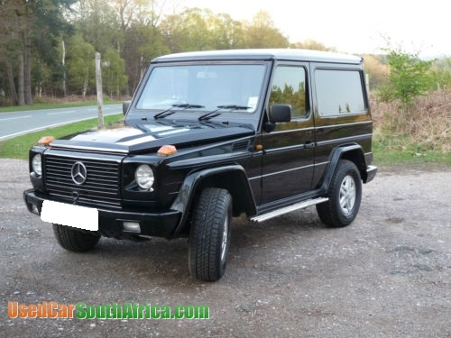 1993 Mercedes Benz Gl500 G Wagon Used Car For Sale In Pretoria