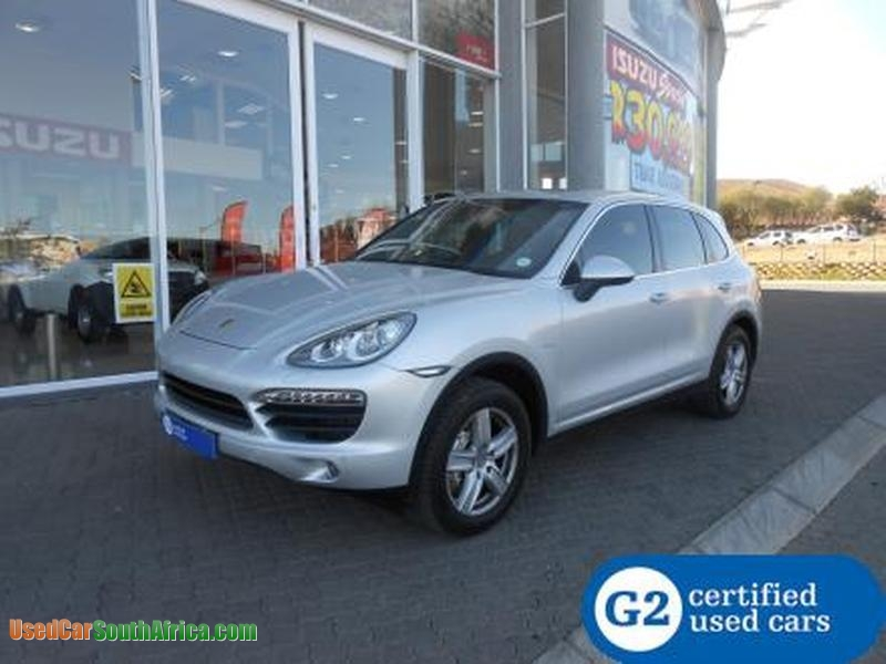 2015 Porsche CAYENNE USED 2015 PORSCHE CAYENNE diesel for sale used car for  sale in Alberton Gauteng South Africa , UsedCarSouthafrica.com