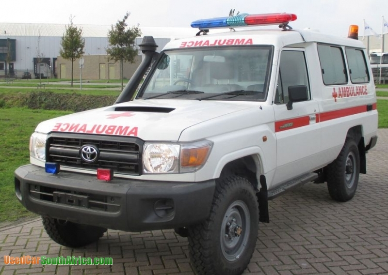 bcc6fdf7946908 2003 Toyota Land Cruiser II VDJ78R V8 AMBULANCE used car for sale in  Springbok Northern Cape South Africa - UsedCarSouthafrica.com 0