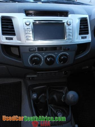2011 Toyota Hilux TOYOTA HILUX 3 0D-4D RAIDER XTRA CAB 4X4 P/U S/C used car  for sale in Sandton Gauteng South Africa - UsedCarSouthafrica com