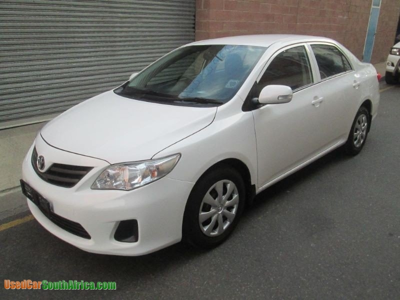 2014 Toyota Corolla For Sale >> 2014 Toyota Corolla 1 3 Used Car For Sale In Germiston Gauteng South Africa Usedcarsouthafrica Com