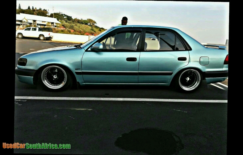 1986 toyota corolla 1 6 used car for sale in nelspruit mpumalanga rh usedcarsouthafrica com