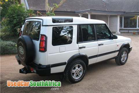 Land rover discovery for sale in durban