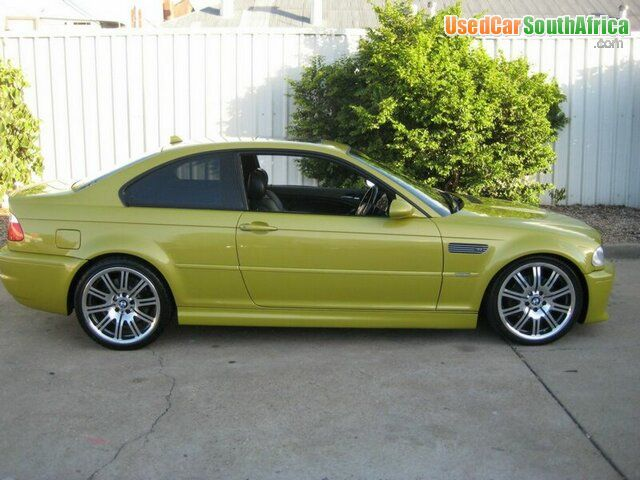 2002 bmw m3 bmw m3 e46 used car for sale in johannesburg - Used bmw m3 coupe for sale ...