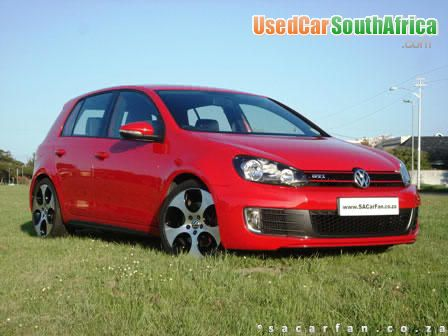 Golf 6 gti for sale south africa