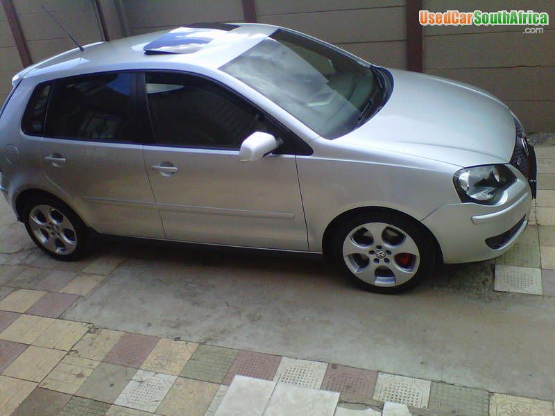 2008 Volkswagen Polo 1 8t Gti Used Car For Sale In