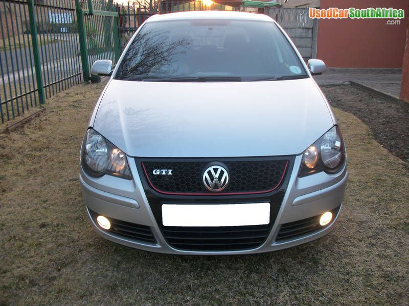 volkswagen polo  gti  car  sale  roodepoort gauteng south africa