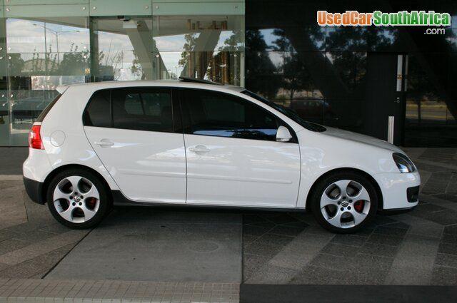 2006 volkswagen golf 5 golf v gti dsg used car for sale in. Black Bedroom Furniture Sets. Home Design Ideas