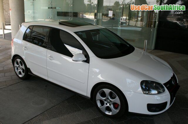2006 Volkswagen Golf 5 Golf V Gti Dsg Used Car For Sale In Hartswater Northern Cape South Africa Usedcarsouthafrica Com