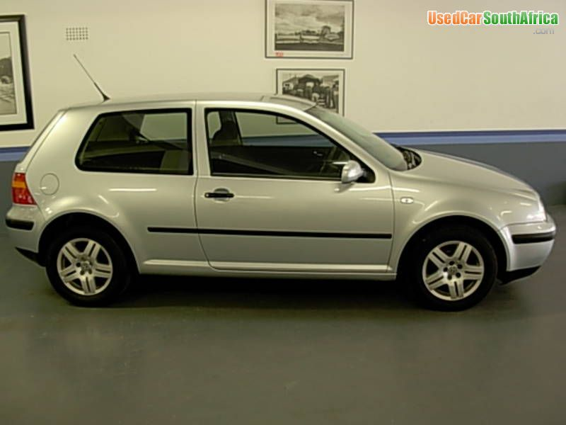 Body Central Sale >> 2003 Volkswagen Golf 4 1.6 used car for sale in Port ...