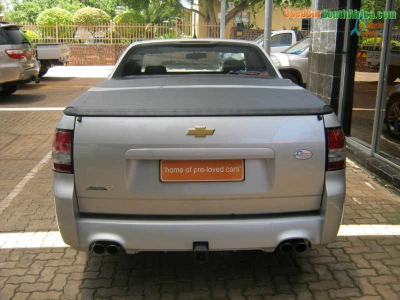 2012 Chevrolet Lumina 6.0 UTE SS used car for sale in ...