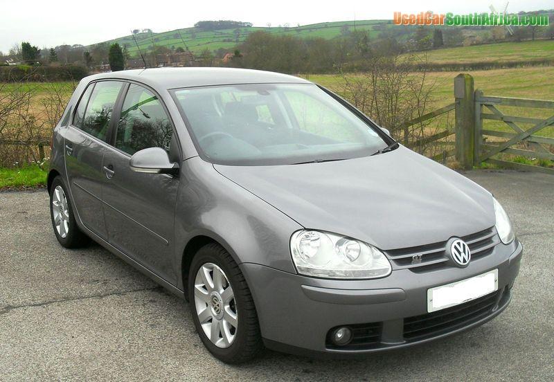 Fast Cars Under 30K >> 2006 Volkswagen Golf golf mk5 2.0 GT TDI used car for sale ...
