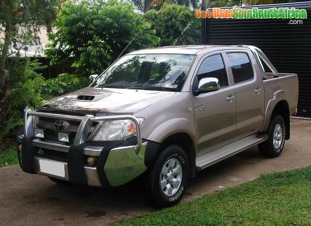 2005 Toyota Hilux Sr5 Used Car For Sale In Cape Town