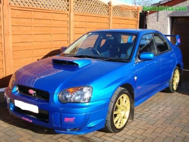 2005 Subaru Impreza Wrx Sti 2 0 Wrx Sti Used Car For Sale