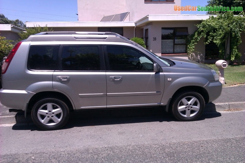 2005 Nissan X Trail Used Car For Sale In Western Cape