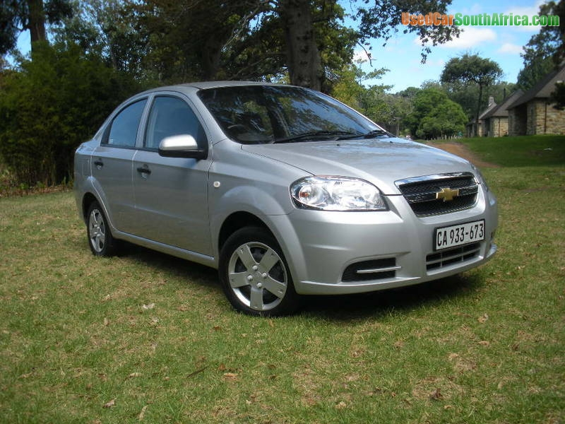 2010 Chevrolet Aveo 1.6 LS Auto used car for sale in Cape ...