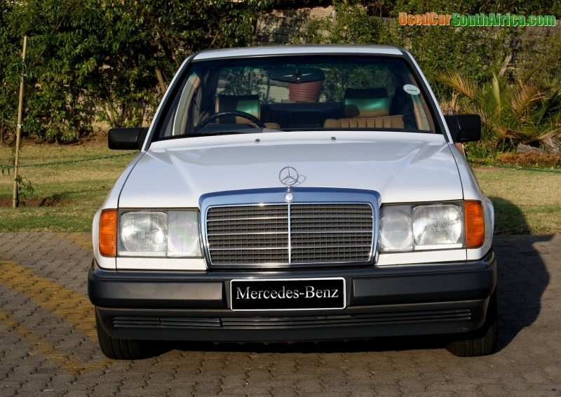 1988 Mercedes Benz 230 230e W124 Used Car For Sale In