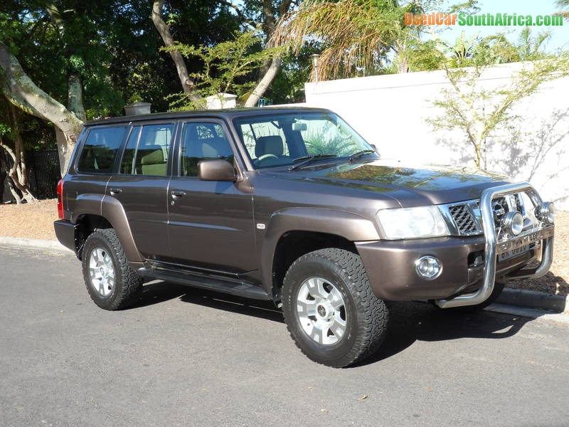 2005 Nissan Patrol Used Car For Sale In Cape Town Central