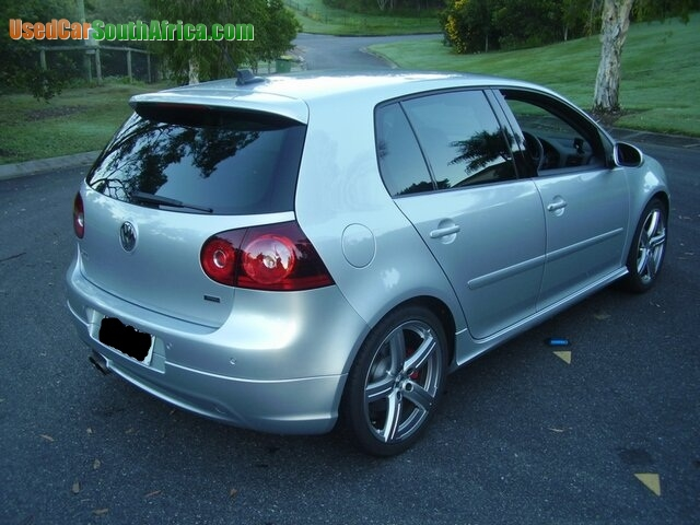 2008 volkswagen golf 5 gti pirelli silver 6sp a used car. Black Bedroom Furniture Sets. Home Design Ideas