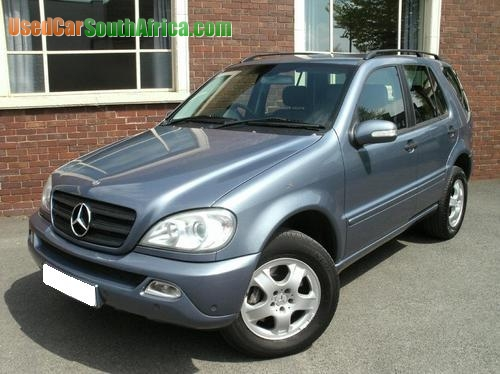 2005 Mercedes Benz Ml 270 Cdi Used Car For Sale In
