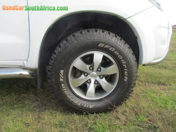 2010 Toyota Hilux 3 0 D4d White Legend Used Car For Sale