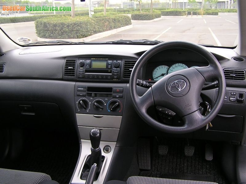 2005 Toyota Runx 140rs Used Car For Sale In Johannesburg