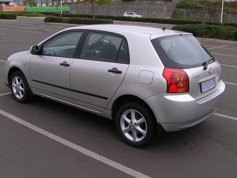 2005 toyota runx 140rs used car for sale in johannesburg. Black Bedroom Furniture Sets. Home Design Ideas