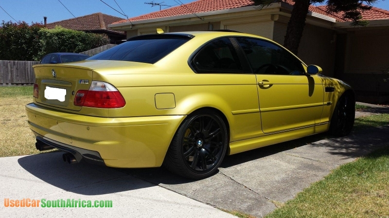 2002 bmw m3 used car for sale in durban west kwazulu natal - Used bmw m3 coupe for sale ...