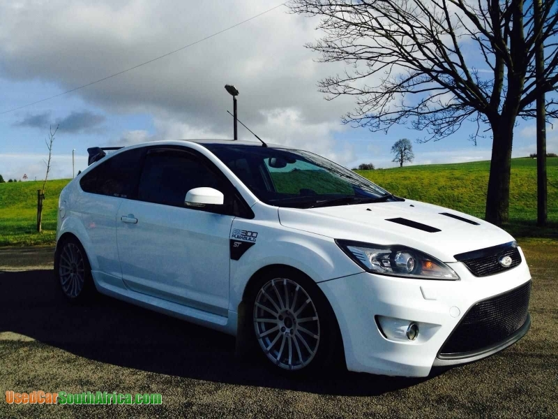 2008 Ford Focus 2 5 St
