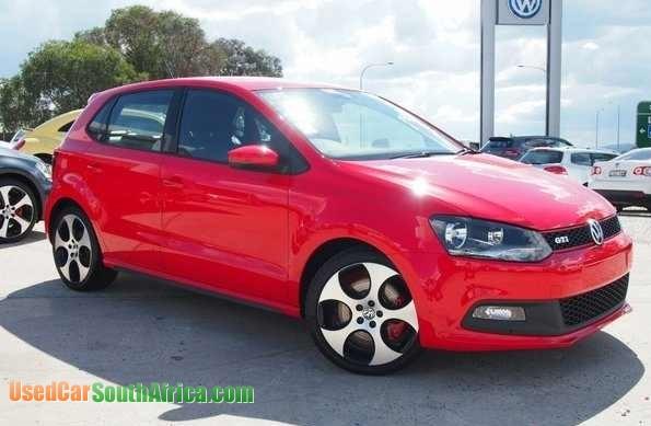 2013 Volkswagen Polo Gti Used Car For Sale In Pretoria