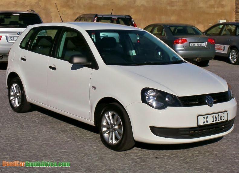 2010 Volkswagen Polo Vivo Used Car For Sale In
