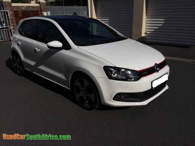 2014 Volkswagen Polo 1.4 TSI GTI used car for sale in ...