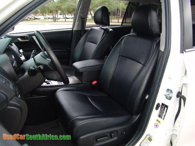 2012 Toyota Highlander Used Car For Sale In Hartbeespoort