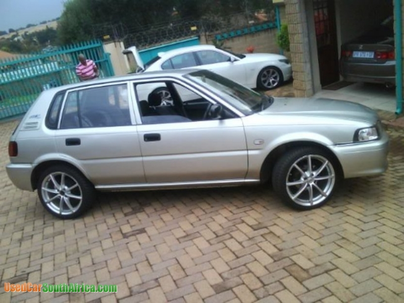 2005 Toyota Tazz 1.6i used car for sale in Johannesburg ...