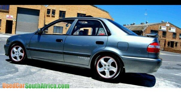 corolla toyota rxi africa south 2006 0l north usedcarsouthafrica west