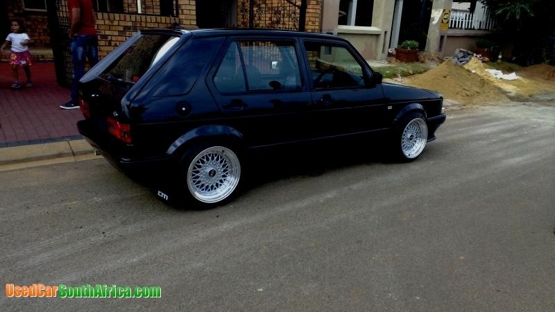2006 Volkswagen Golf Trim 1 4 I Citi 2006 Used Car For