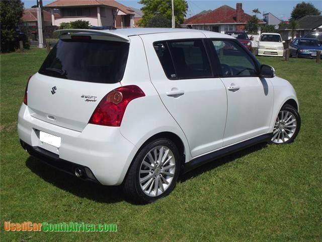 2008 Suzuki Swift Sport 2008 Used Car For Sale In Cape