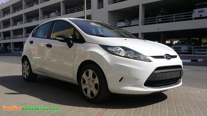2012 Ford Fiesta Used Car For Sale In Johannesburg City Gauteng South Africa Usedcarsouthafrica Com