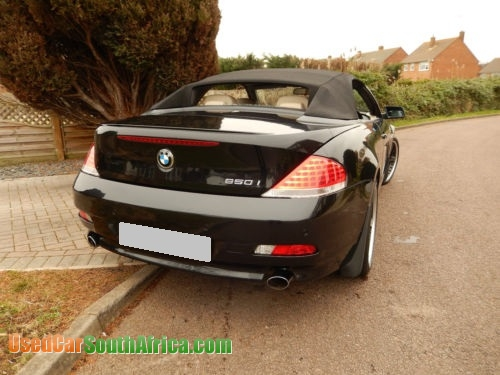 2006 Bmw 650i Sports Convertible Used Car For Sale In