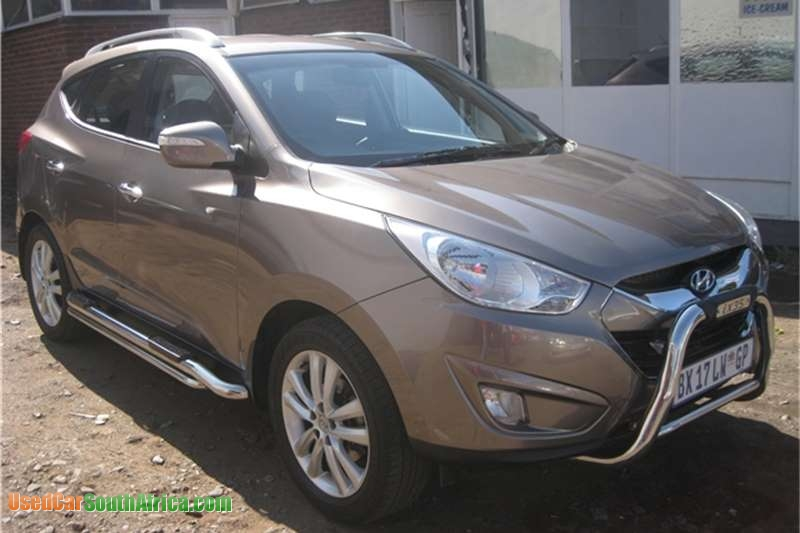 2012 Hyundai Ix35 Used Car For Sale In Johannesburg City