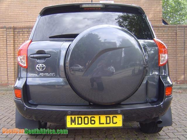 2006 Toyota Rav4 Xt3 Vvt I Used Car For Sale In