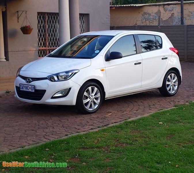 2014 Hyundai I20 Used Car For Sale In Springs Gauteng