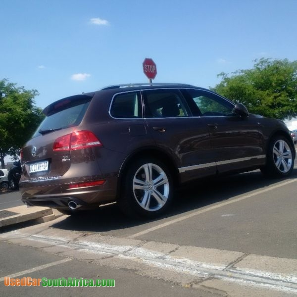 2013 Volkswagen Touareg Used Car For Sale In Johannesburg