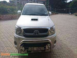 Used Toyota Hilux Cars For Sale in South Africa ,Cheap