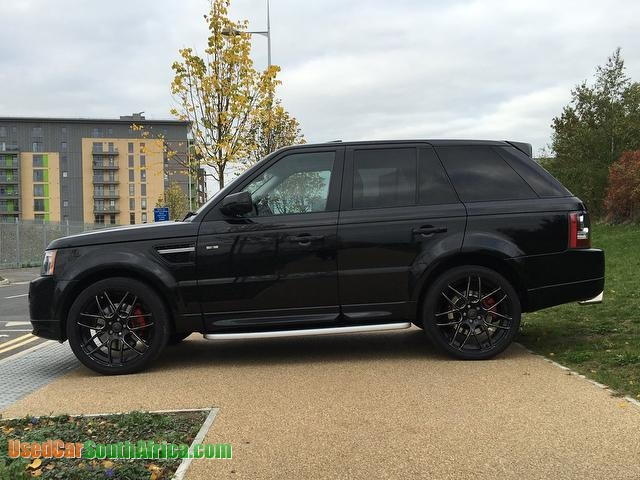 2010 Land Rover Range Rover Sport Used Car For Sale In