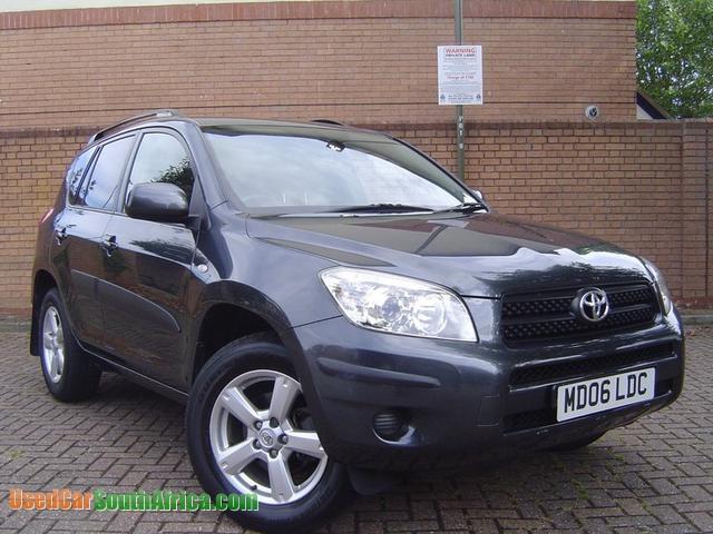 2006 Toyota Rav4 Xt3 Vvt I Used Car For Sale In Mafikeng