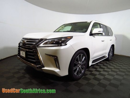 2016 Lexus Ls 460 Lx 570 Used Car For Sale In Johannesburg
