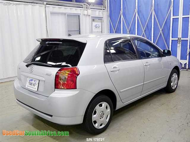 2006 Toyota Runx Used Car For Sale In King William S Town