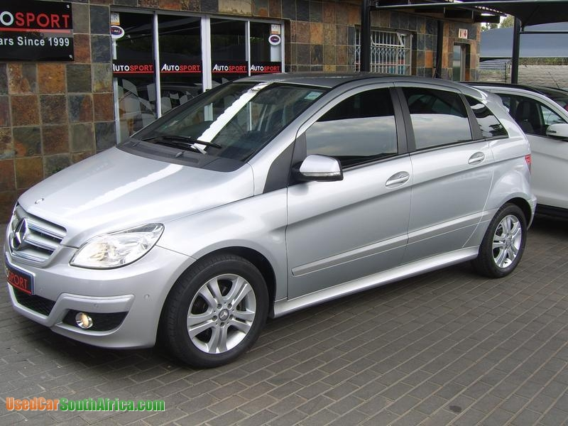 2010 Mercedes Benz 180 B Class B180 Auto For Sale Used Car