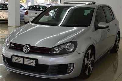 2012 Volkswagen Gti Golf 6 Gti Used Car For Sale In